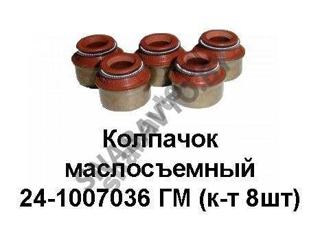 Колпачок маслосъемный 24-1007036