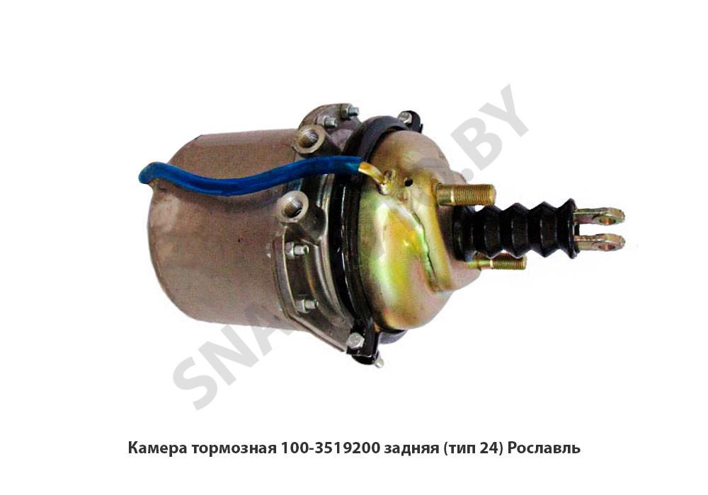Камера тормозная  задняя (тип 24) Рославль