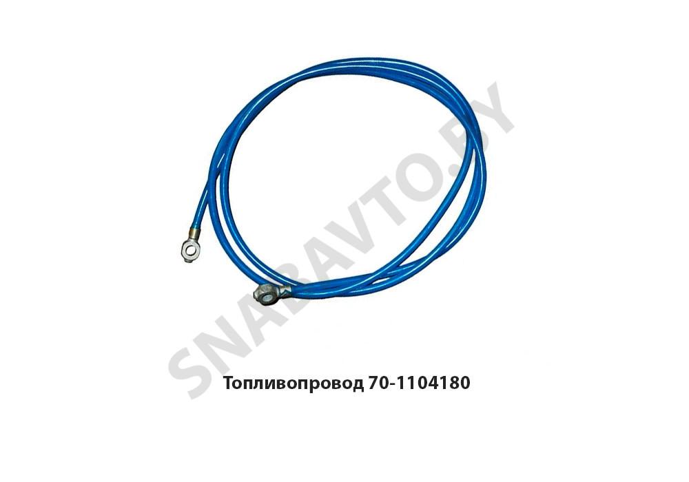 Топливопровод обратка с форсунок