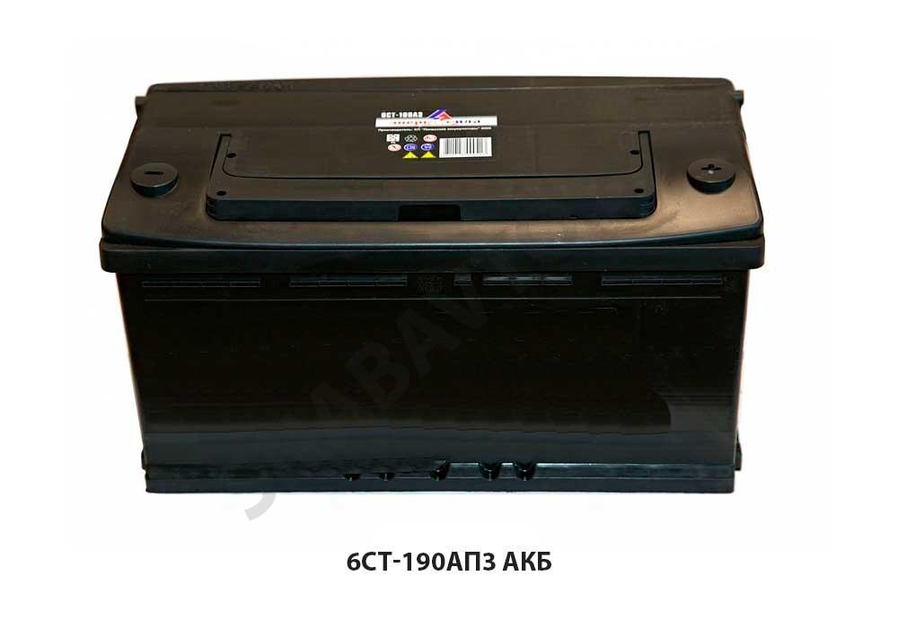 АКБ 6СТ-100А3 100Ah