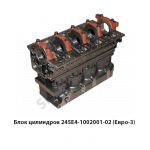 Блок цилиндров Евро-3,4 Д245