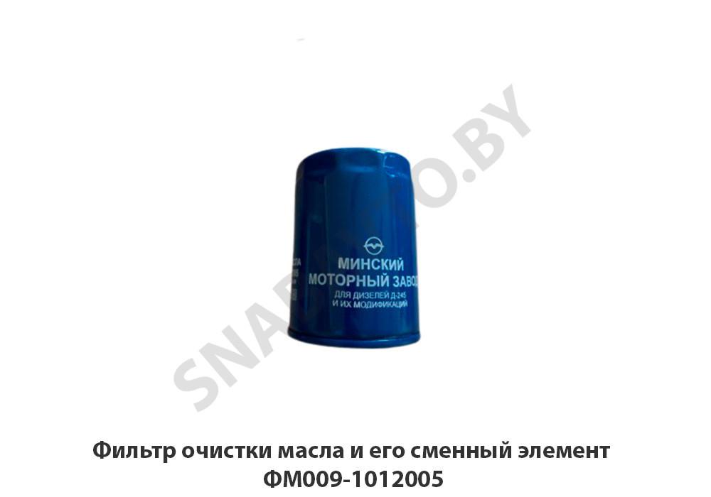 Фильтр очистки масла и его сменный элемент