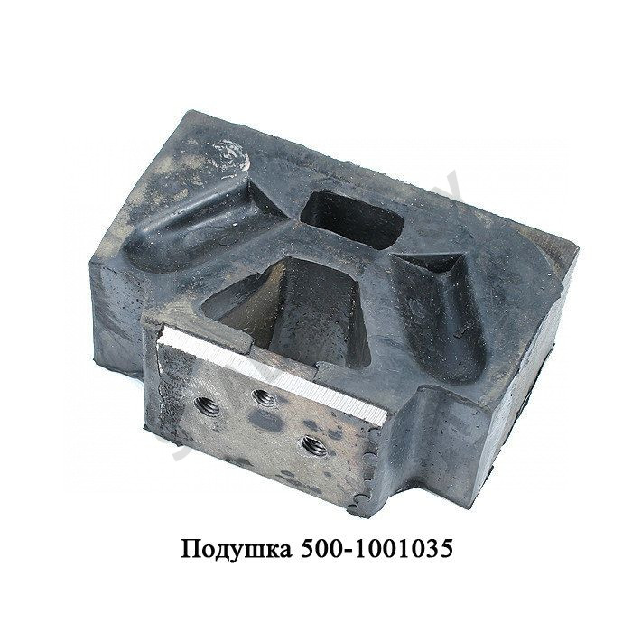 Подушка боковая двигателя МАЗ-500