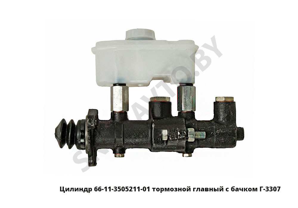 Цилиндр тормозной главный с бачком Г-3307