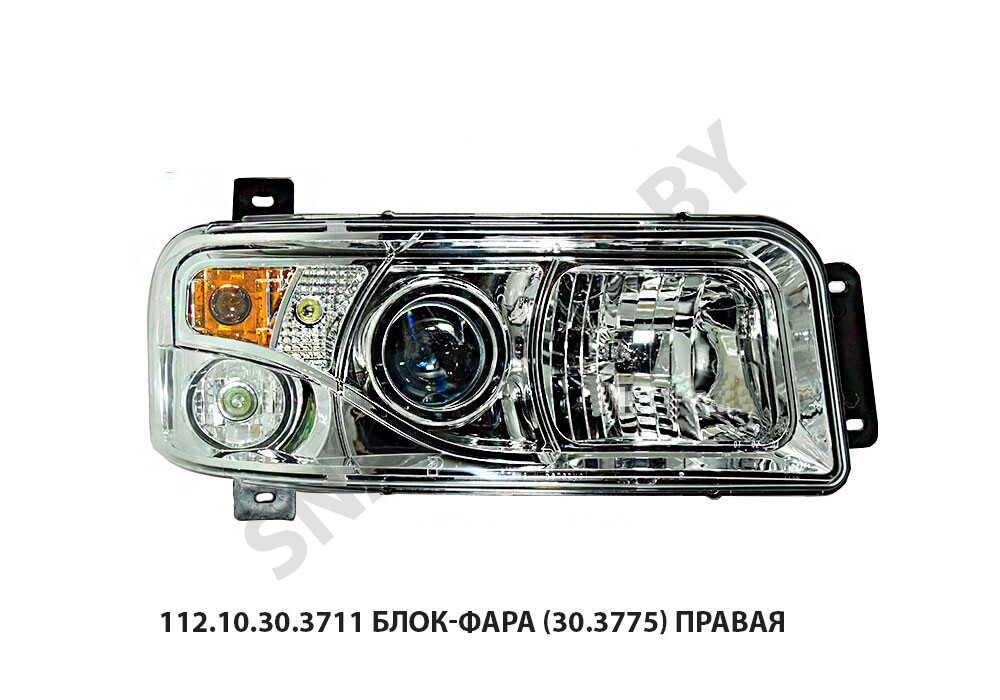 Блок-фара (30.3775) правая