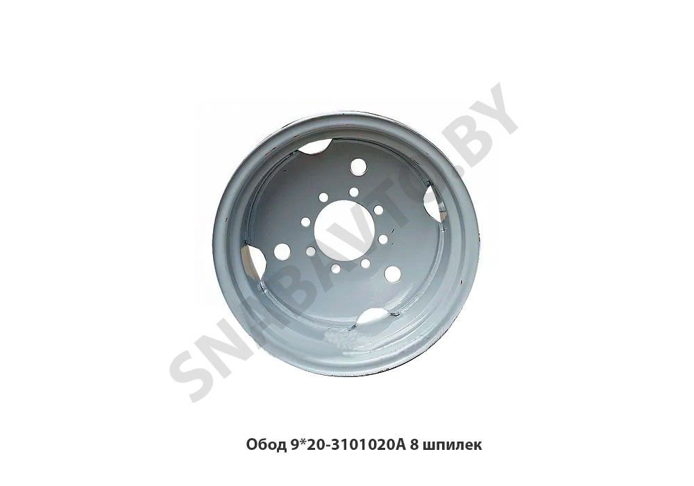 Обод диск колесный 8 шпилек