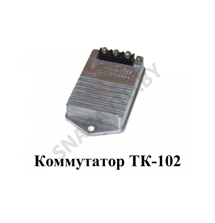 Коммутатор транзисторный
