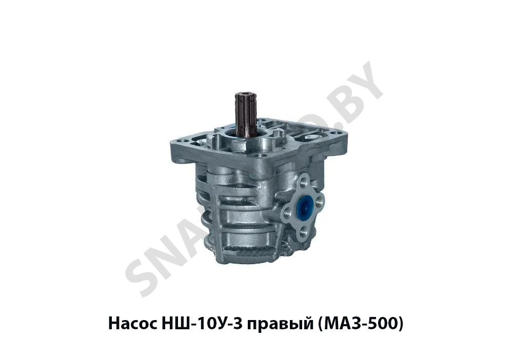 Насос правый (МАЗ-500)