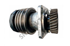 Привод вентилятора ЯМЗ-238 — характеристики и особенности