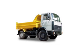 МАЗ 5516: Обзор, технические характеристики