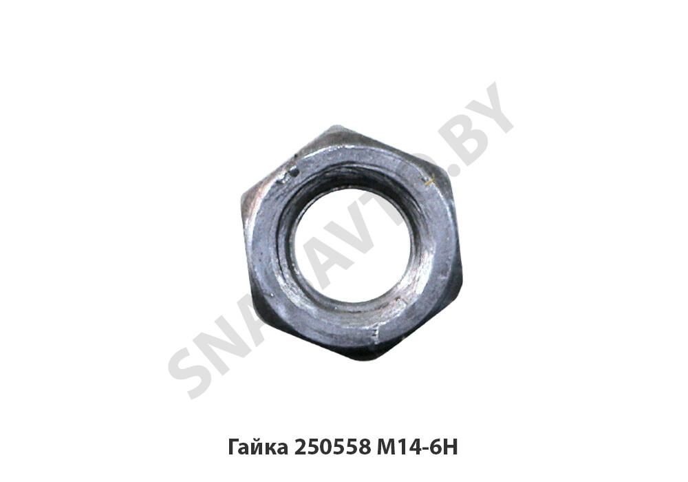 Гайка 250558 М14-6H